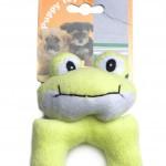 Karlie: Puppy Toy, kikker