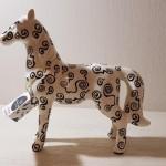 Spaarpot Paard Cooper Krullen