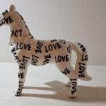 Spaarpot Paard Cooper love