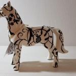 Spaarpot Paard Cooper Bloem