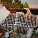 Hondenjas teddy / karo